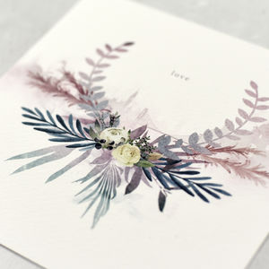 'Santorini' Wedding Invitations