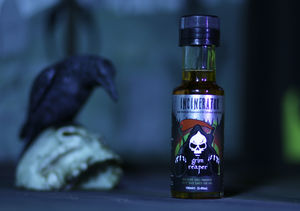 Incinerator Oak Smoked Chilli Oil
