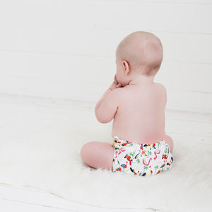 Rio Reusable Cloth Nappy - baby care