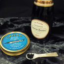 Luxury Beluga Caviar And Champagne Set