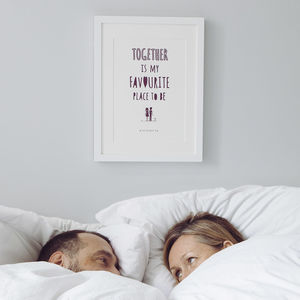 Favourite Place Valentine's Picture - best valentine's gifts for her