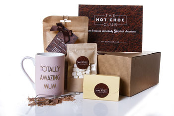 Amazing Mum Hot Chocolate Gift Set