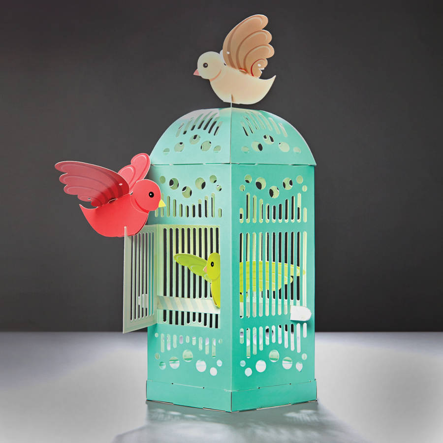 Make Your Own Birdcage
