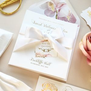 The Sarah Invitation - invitations