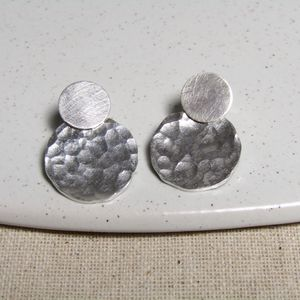 Double Hammered Studs