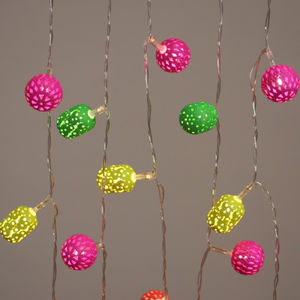 Battery Neon Maroq String Lights - fairy lights & string lights