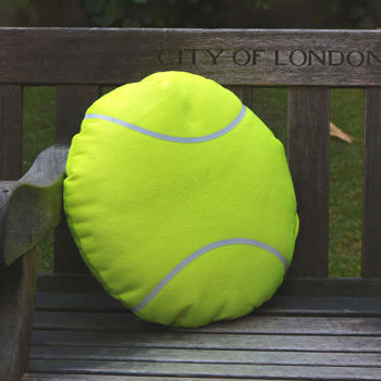 Tennis Ball Cushion