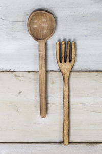 Mokko Mango Wood Salad Servers