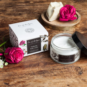 Natural Body Butter - skin care