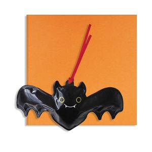 Halloween Inflatable Bat Decoration Card