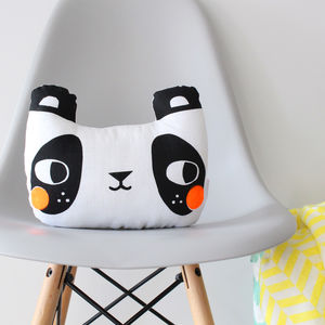 Panda Cushion - decorative accessories