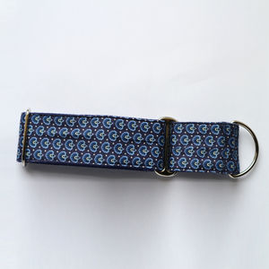 Martingale Collar And Matching Lead - dog collars