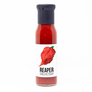 Carolina Reaper Chilli Ketchup World's Hottest Ketchup