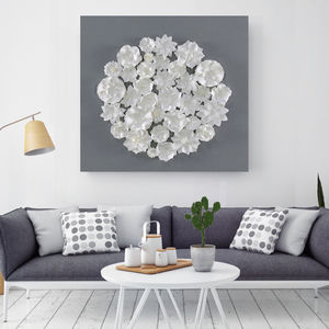 Flower Power, Canvas Art - nature & landscape