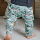 crocodile leggings