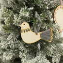 Turtle Dove Christmas Decoration Craft Kit