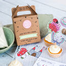 Personalised Fairytale Cupcake Kit Party Bag