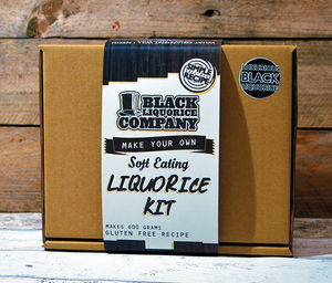Make Your Own Liquorice Kit - cakes & sweet treats