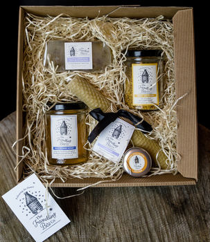 Well Being Honey Hamper
