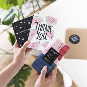'Thank You' Letterbox Love Gift Set