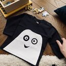 Personalised 'Little Ghost' Halloween Long Sleeved Top