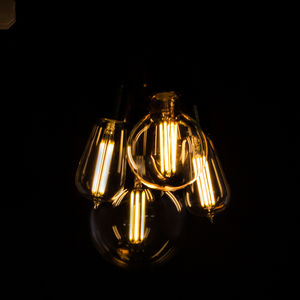 LED Filament Light Bulbs - lighting