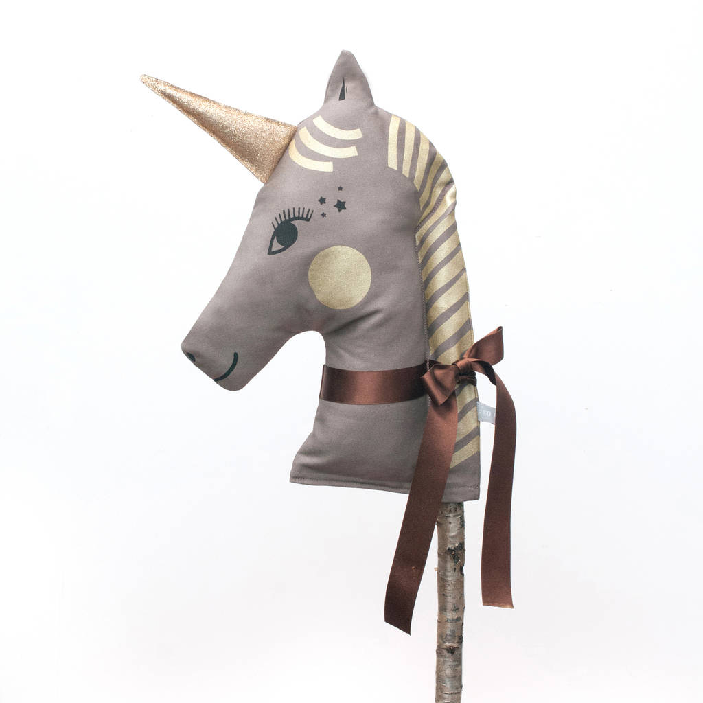 Hobby Horse Unicorns For Imaginary Games