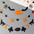 Halloween Spooky Shapes 5m Bunting