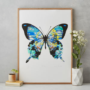 Matisse Butterfly Print - original art under £100