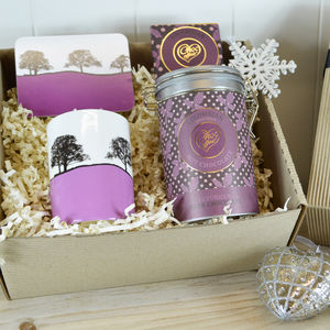 Chocolate Lovers Gift Box Single