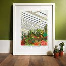 London Prints, The Barbican Conservatory Art Print