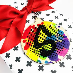Stitch A Bauble Modern Cross Stitch Kit