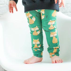 Roxy Fox Leggings - clothing