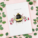 Luxury Bee Notebook / Journal