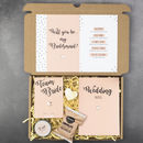Personalised Will You Be My Bridesmaid Gift Box