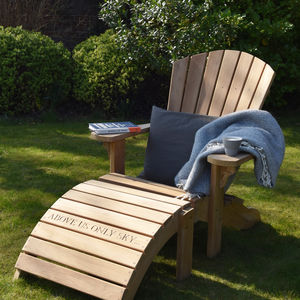 Sun Lounger - garden furniture