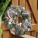 Woodland Treasures Luxury Spring Wreath
