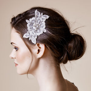 Wedding Haircomb Camille