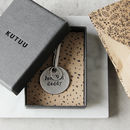 'Love You Daddy' Keyring Gift Packaging