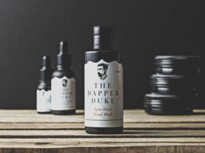 Spice Heist Beard Wash