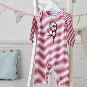 Little Monkey Babygrow - babygrows