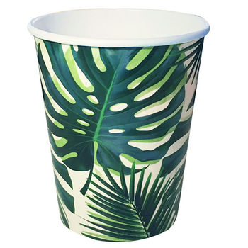 Tropical Fiesta Party Cups