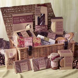 Deluxe Yorkshire Christmas Hamper