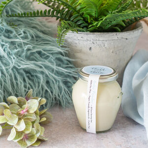 Baby Powder Soy Jar Candle
