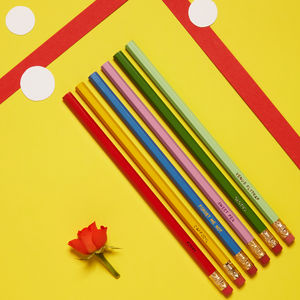 Green Fingers Gardeners Pencil Set