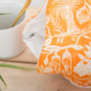 'Punchy Paprika' Tea Cozy Pink, Green, Or Orange