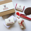 Personalised Christmas Beauty Gift Set