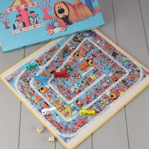 The Magic Roundabout Board Game - board games