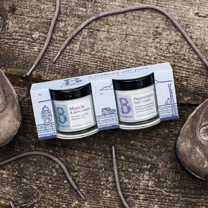 Walking Gift Pack - foot care