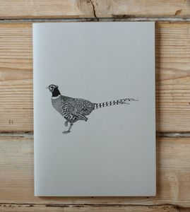 Pheasant A5 Exercise Book